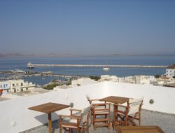 Top-10 hotels in the center of Naxos Town