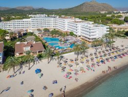 Alcudia hotels with Russian personnel