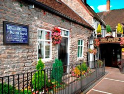 Much Wenlock hotels with restaurants