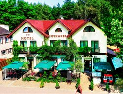 Top-4 hotels in the center of Leba