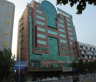 GreenTree Inn Anhui Fuyang Middle Yingzhou Road Business Hotel