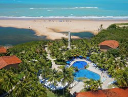 Paripueira hotels with swimming pool