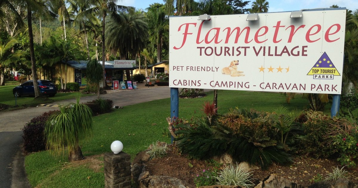 Flametree Tourist Village