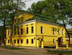 Top-7 hotels in the center of Rostov