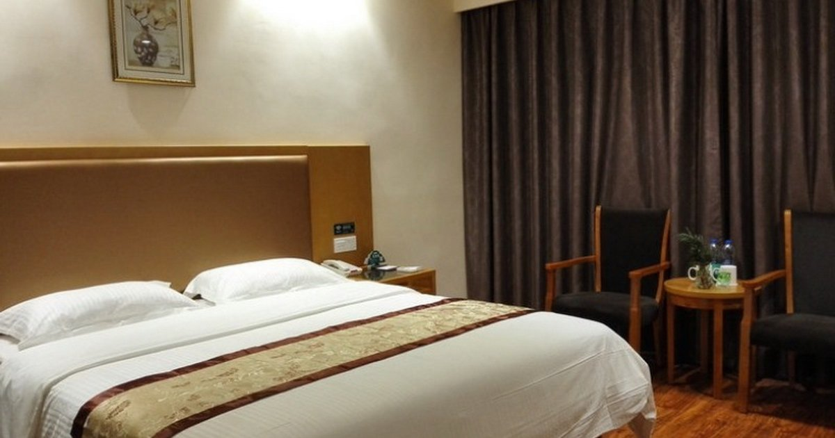 GreenTree Inn GuangXi Guilin Qixing District Huancheng Nanyi Road Business Hotel