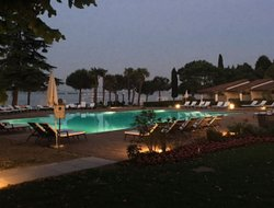 Top-4 hotels in the center of Padenghe sul Garda