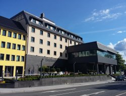 Top-5 hotels in the center of Suhl
