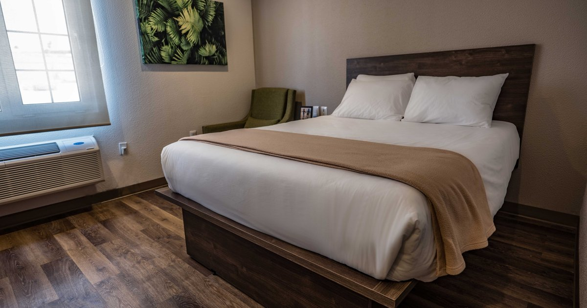 Hotel Extended Suites Mexicali Catavina