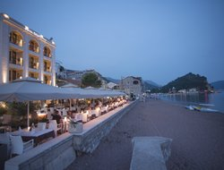 Petrovac hotels with sea view