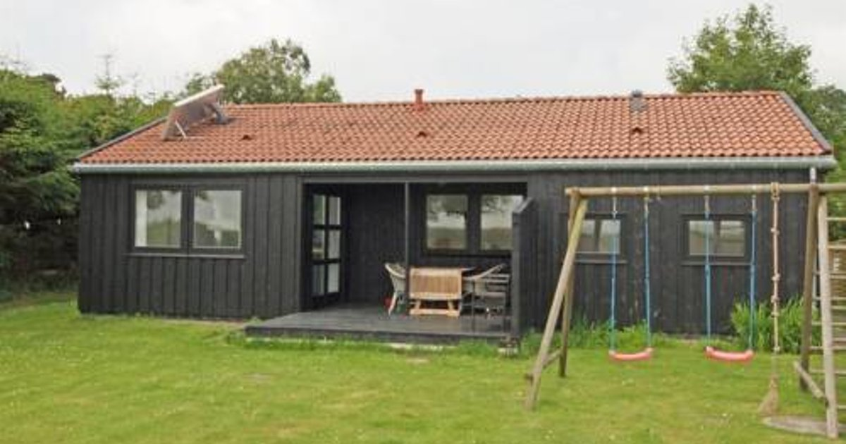 Holiday home Havbakken F- 1618