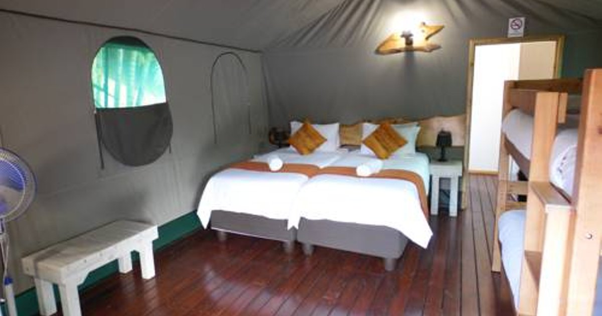Monzi Safaris Tented Lodge