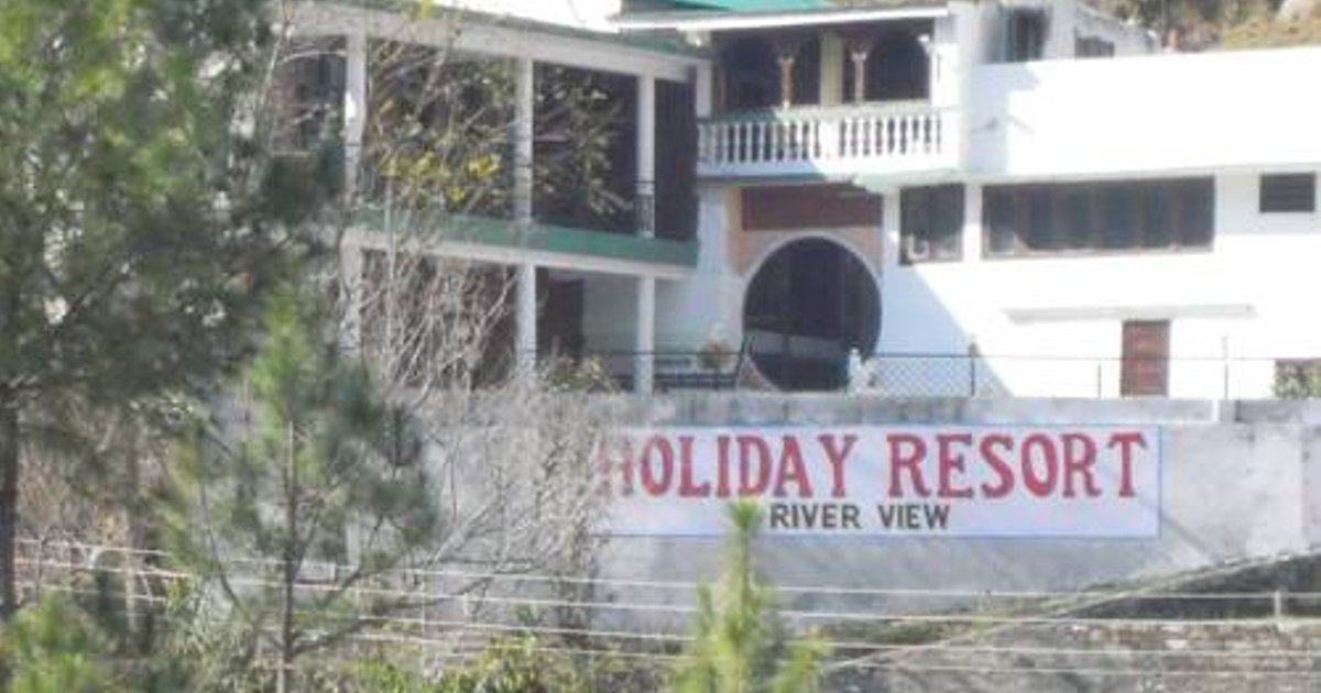 Holiday Resort River View
