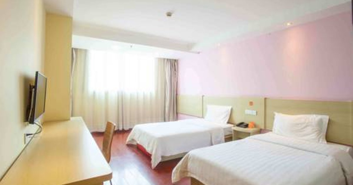 7Days Inn Sunshine Chongqin Rongchang Commercial Walking Street Centre