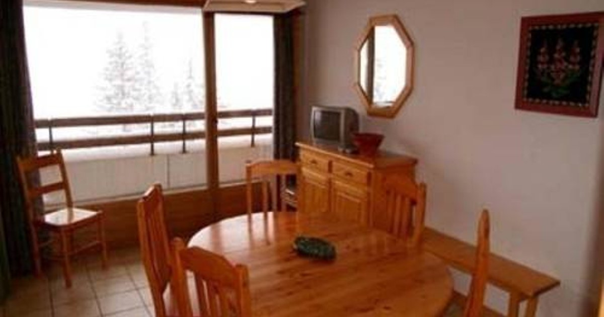Rental Apartment Arche III - Flaine