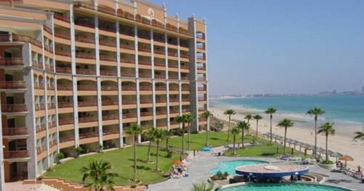 Two-Bedroom Apartment at Puerto Penasco SW 405