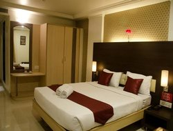 Top-4 hotels in the center of Panvel