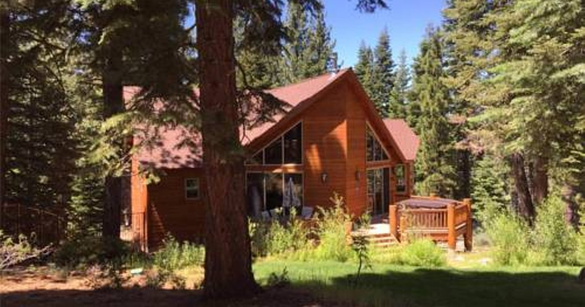 Lodgepole Pine Chalet