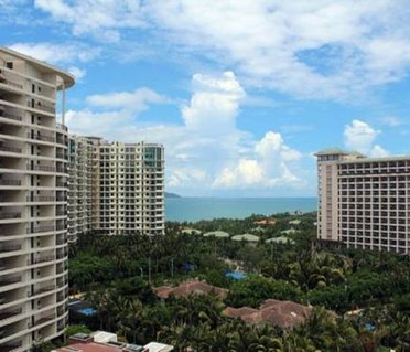 Sanya Jinhaifan Sea View Holiday Apartment