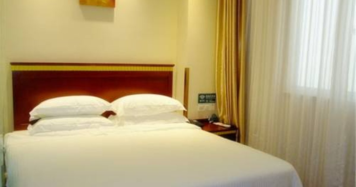 GreenTree Inn Guangdong Shenzhen East Railway Station Express Hotel
