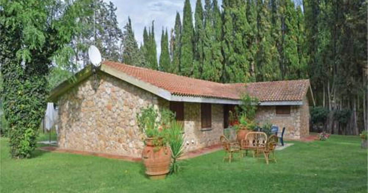 Holiday Apartment Capannuccia A 08