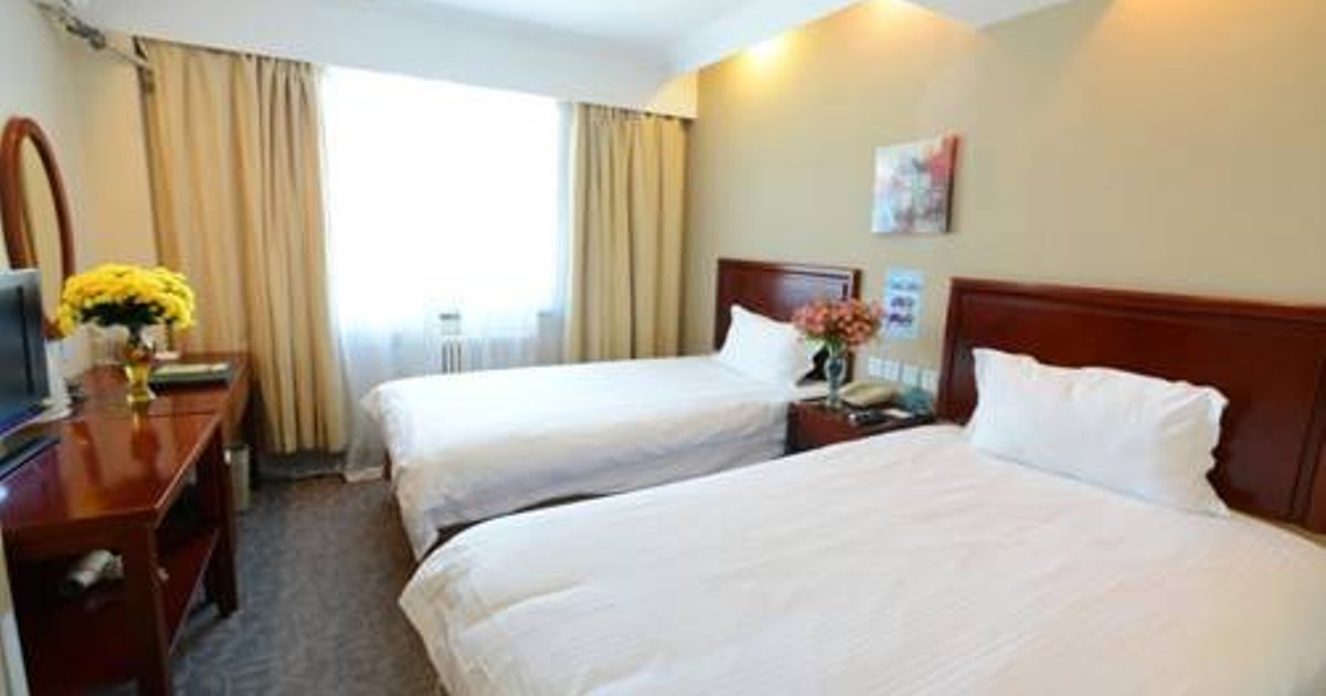 GreenTree Inn Anhui Lu'an Huoshan Yingjia Avenue Business Hotel