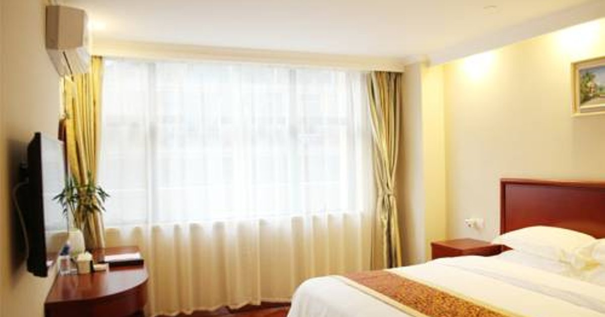 GreenTree Inn HeBei ZhangJiaKou GongYe Road No.5 Middle School Shell Hotel
