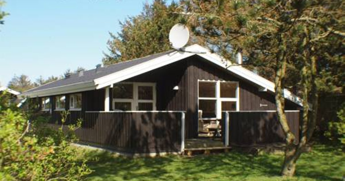 Løkken Holiday Home 258