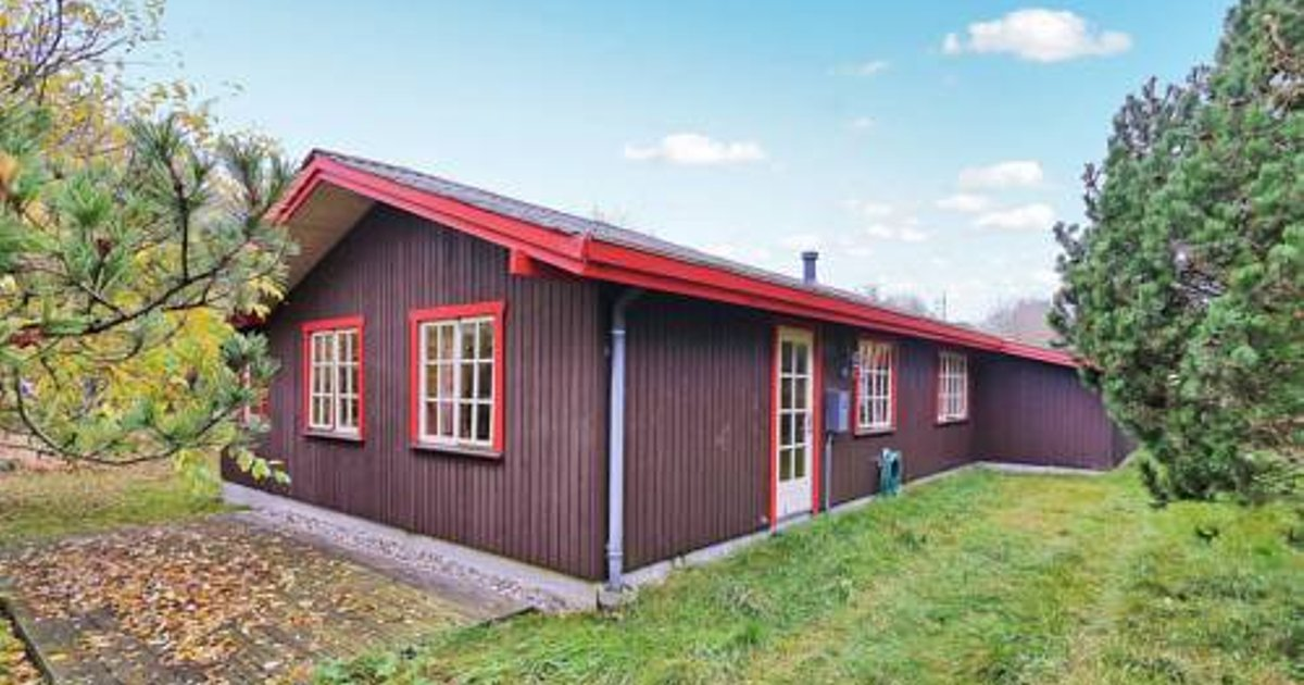 Bindslev Holiday Home 18