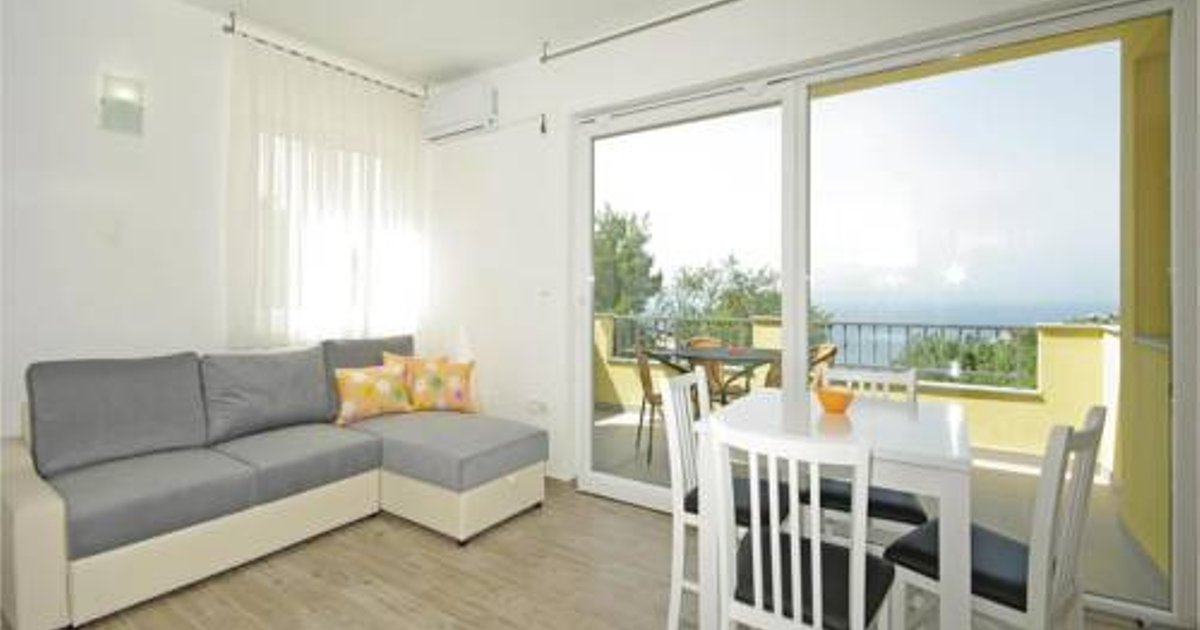 Apartment Makarska with Sea View XIII