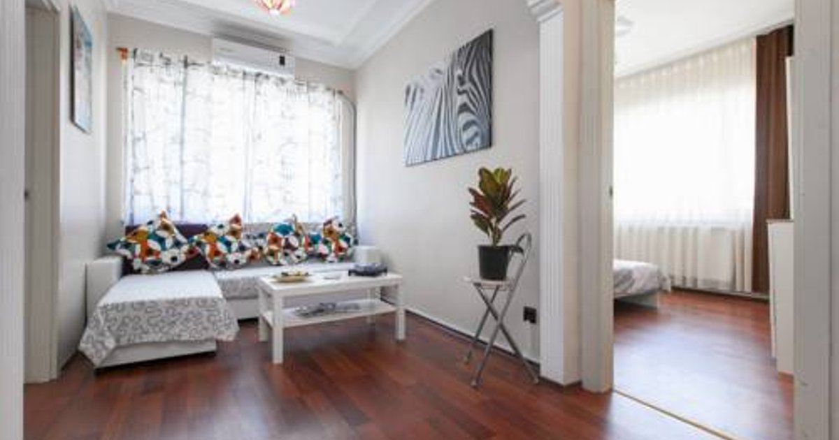 Stunning Taksim Flat With Private Terrace
