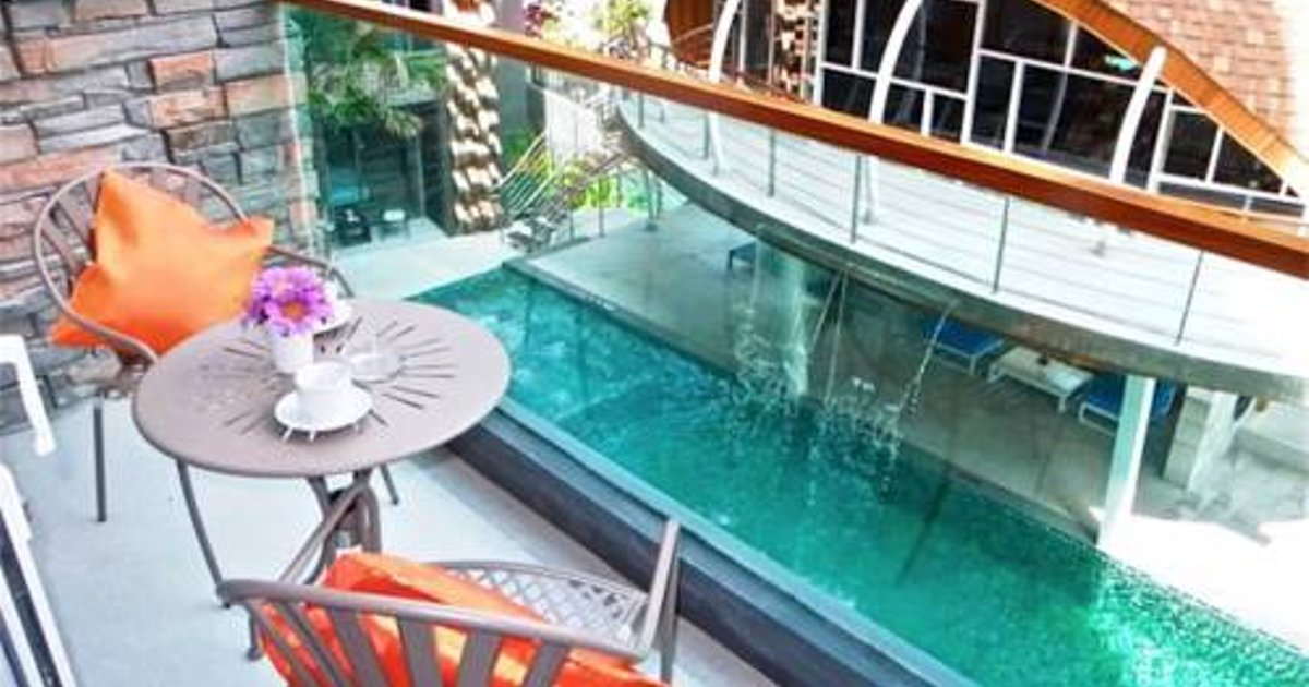 Emerald Patong Nice Studio with Balcony