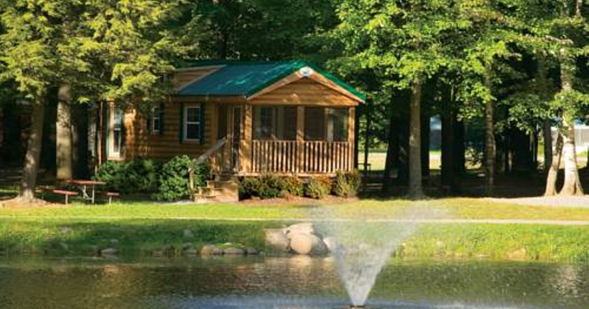 Alpine Lake Lakefront Cabin 7