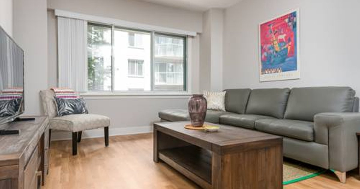 One-Bedroom on Rue Aylmer Apt 309