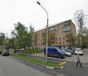 KvartiraSvobodna - Apartment on Malaya Filevskaya