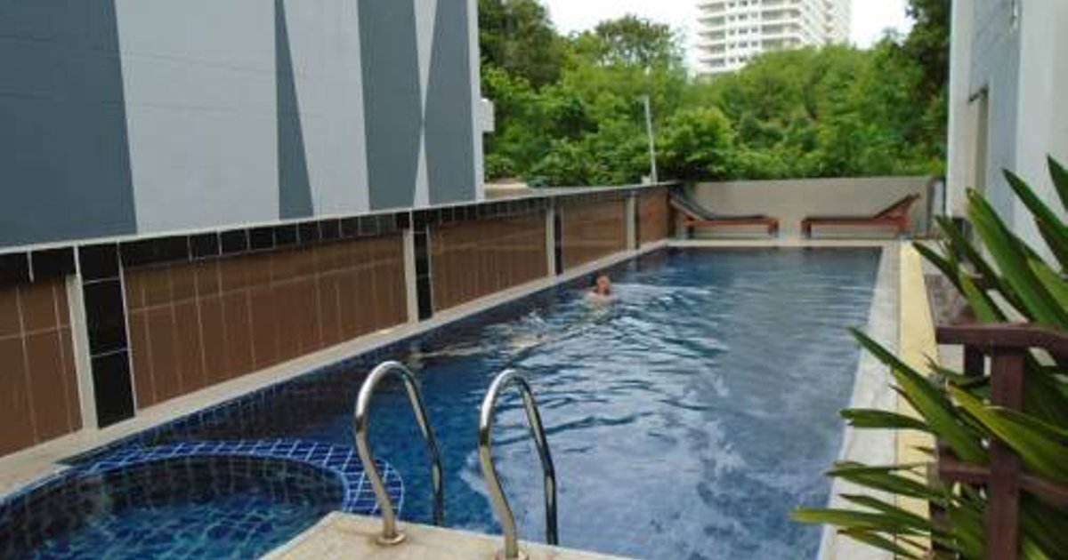 Jomtien Beach Mountain Condominium 6 - Unit 202