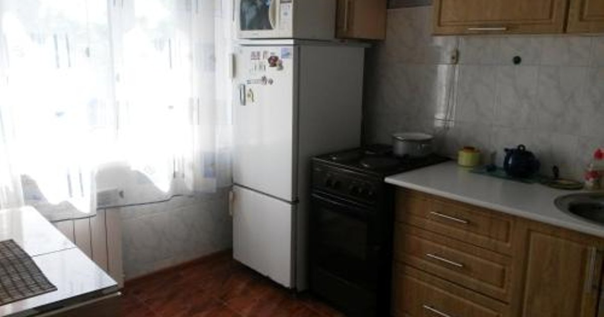 Apartament on Krasnoyarskiy Rabochii