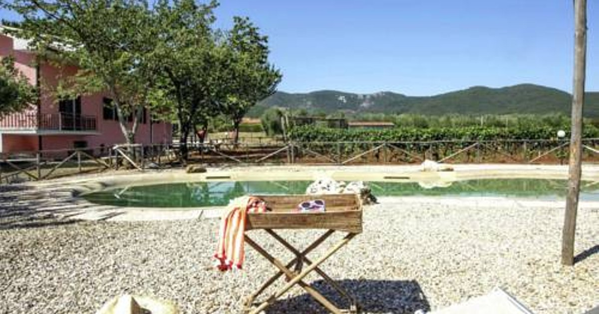 Holiday home Caldana