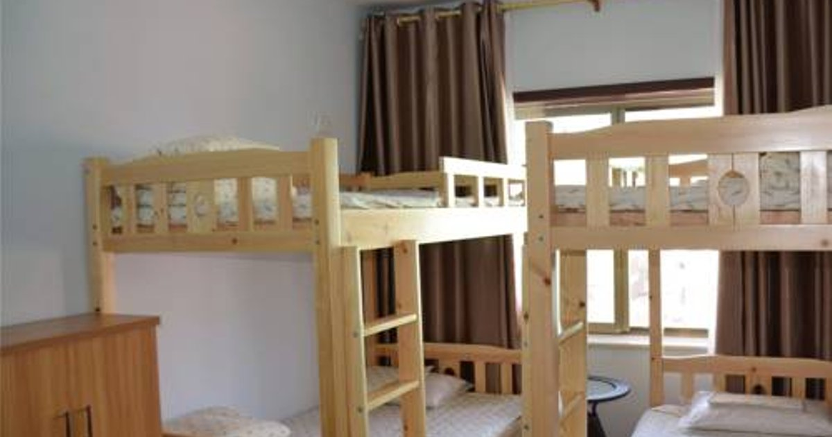 The Silk Road Travelers Hostel