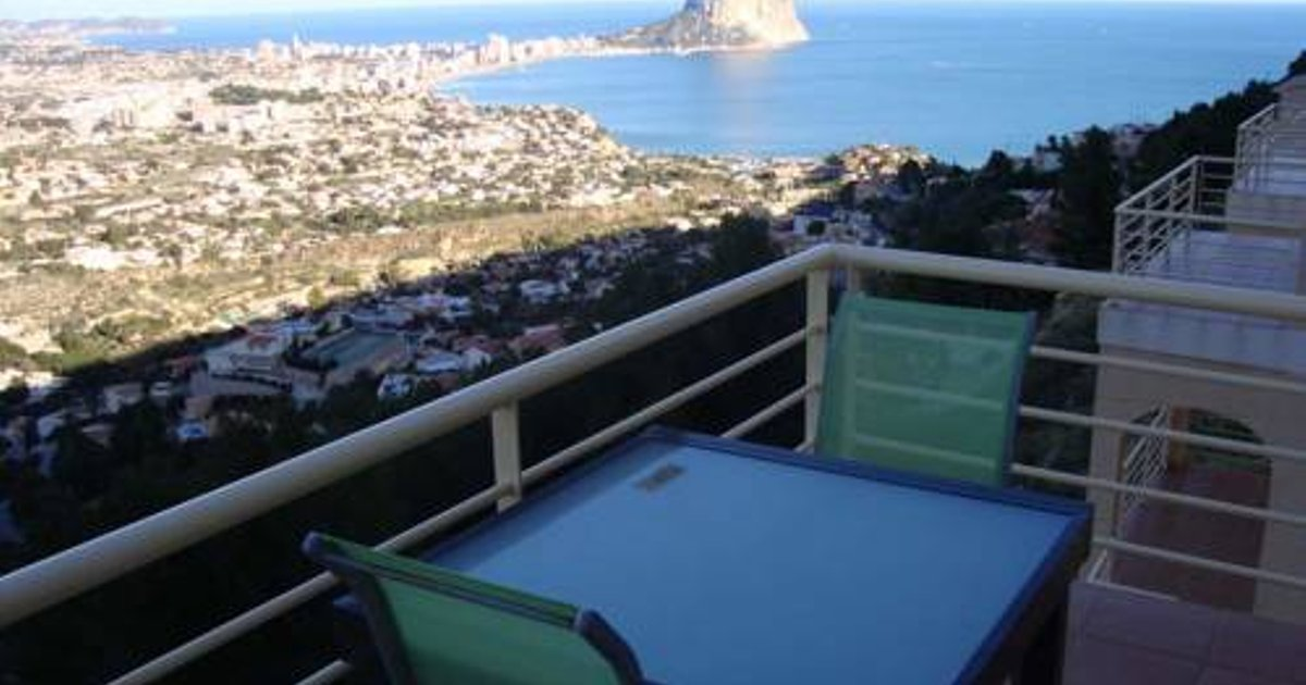Holiday House Balcon de Calpe