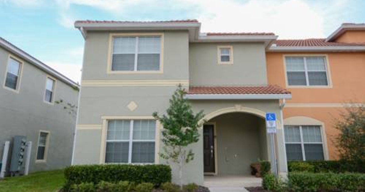 Five bedroom House at Paradise Palms 87375