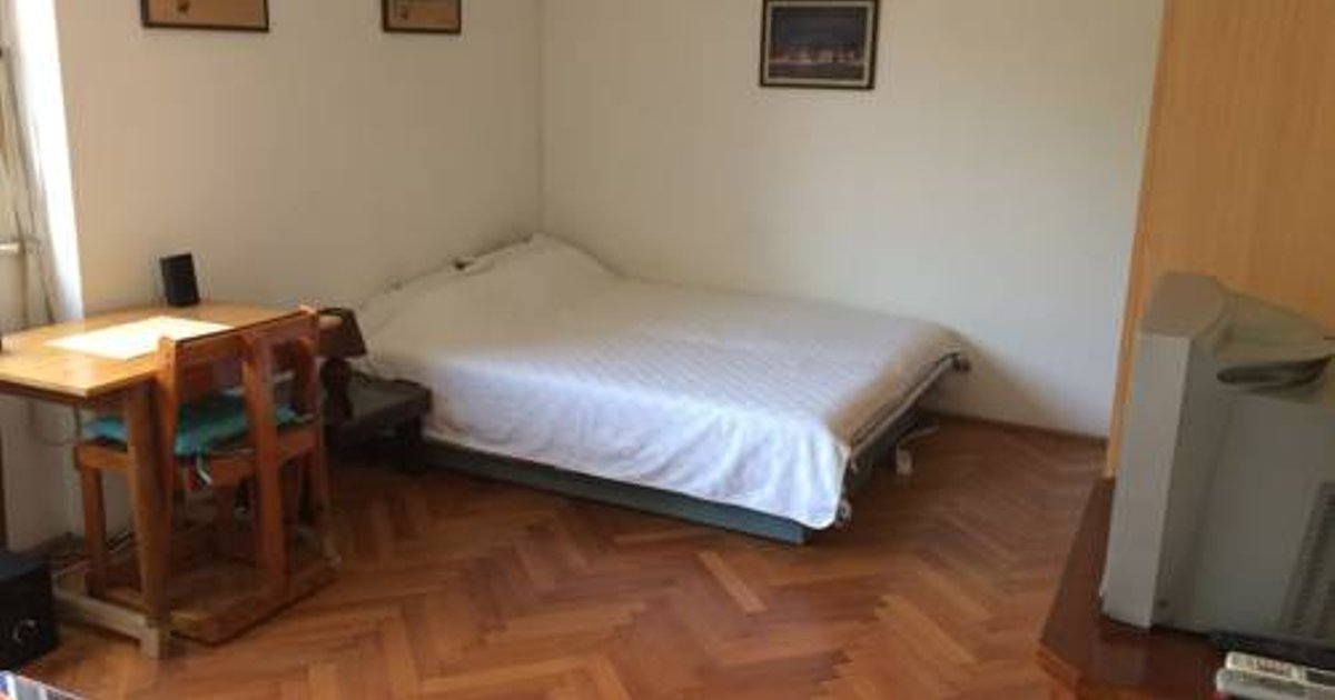 A spacious 2-person apartment - 40 m2