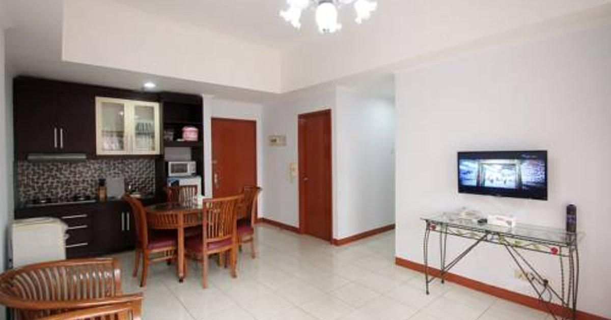 The Condotel Mediapura at Sudirman Park Apartment