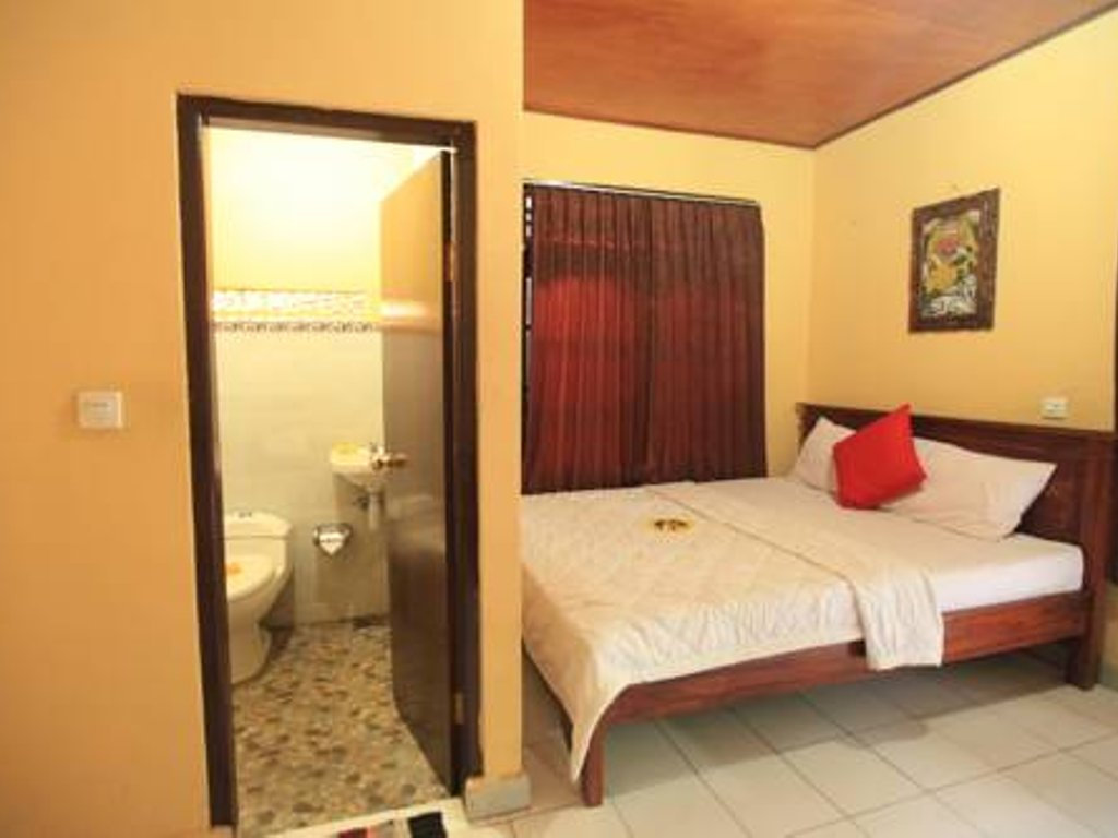 Cheap Accommodations in Ubud