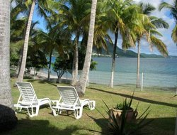 Martinique hotels with sea view