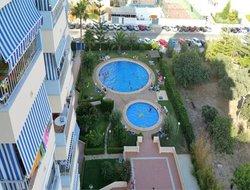 Platja de Gandia hotels with sea view