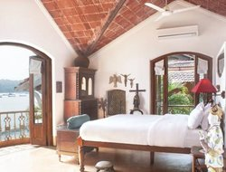 India hotels with sea view
