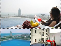 Jakarta hotels with sea view