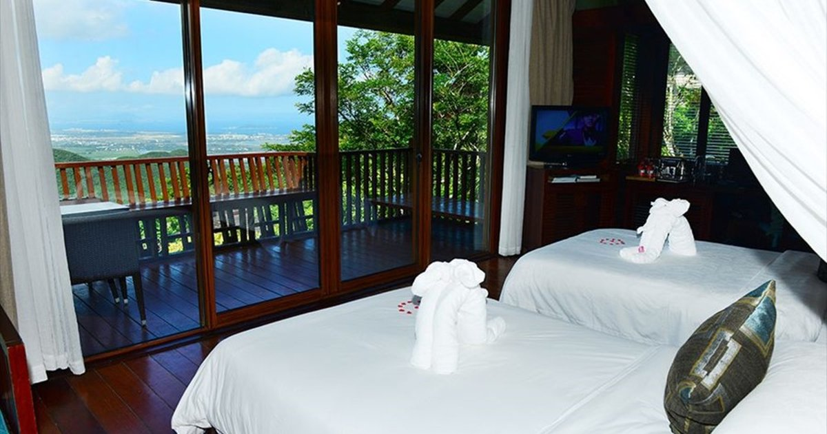 Yalong Bay Earthly Paradise Birds Nest Resort (Mountain Villas)