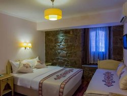 Behramkale hotels with sea view