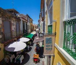 Funchal: CityBreak no Hostel Santa Maria Funchal desde 14.85€